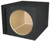 "Ground Shaker SQP115 15"" Single Slot Ported Box"
