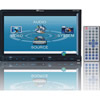 "XO Vision XOD1749BT Double-DIN DVD Receiver with 7"" Touchscreen & Bluetooth"
