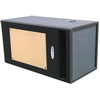"Ground Shaker PBP110 10"" Pro Single Bandpass Box With 3/8"" Plexiglass Window"