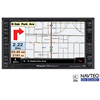 "Power Acoustik PAVN-7210 6.5"" AM FM CD MP3 DVD Navigation Car Headunit"