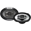 "Clarion SRQ6932R 6"" x 9"" 3-Way SRQ Series Multiaxial Speakers (SRQ-6932R)"