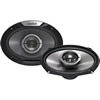 "Clarion SRG6921R 6"" x 9"" 2-Way SRG Series Coaxial Speakers"
