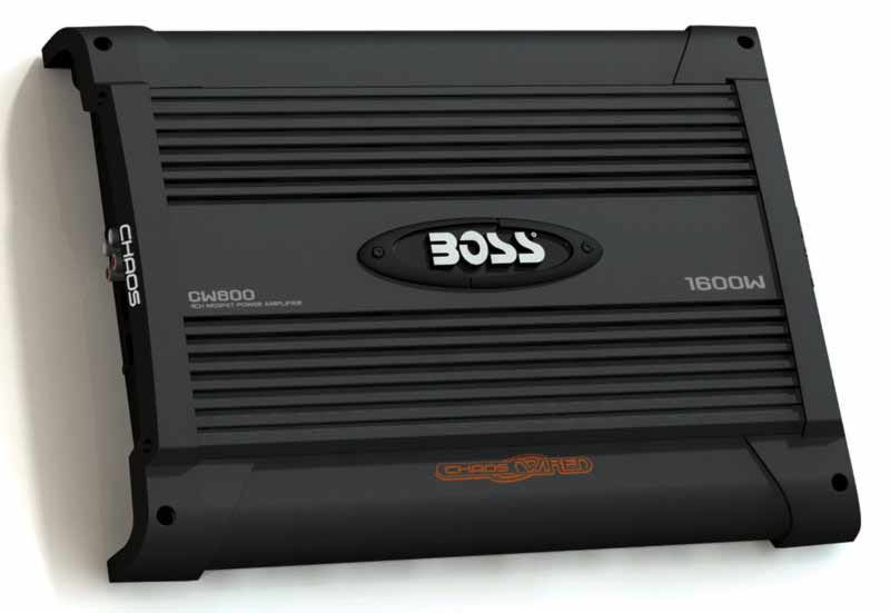 Rockford Fosgate Power 4004 50w X 4 Car Amplifier Accessories At