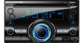 Buy Clarion Car Audio - Clarion CX501 In-Dash CD, MP3, WMA Double-Din Receiver Car Stereo