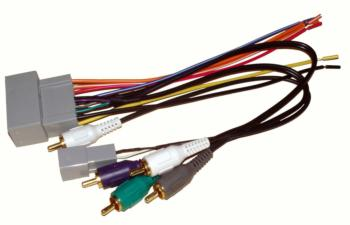 metra 70 1730 head unit wiring harness for 2008 up honda. Black Bedroom Furniture Sets. Home Design Ideas