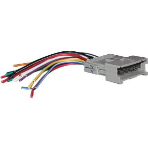Scosche GM04B 2000-Up Saturn Car Stereo Connector