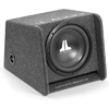 "JL Audio CP112-W0V3 Single 12"" 12W0v3-4 Loaded Ported Enclosure"