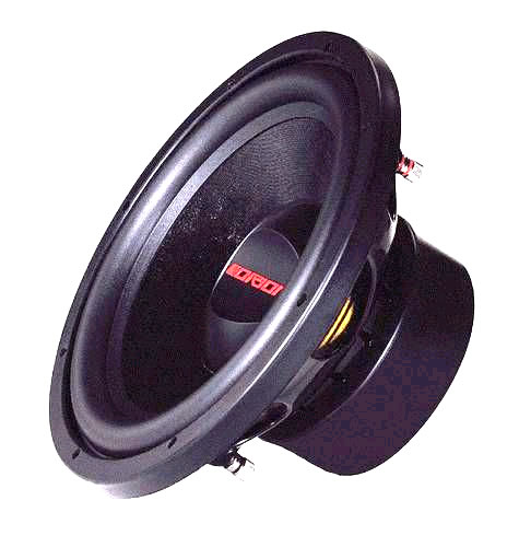NEW Orion HCCA Woofer 600W RMS -