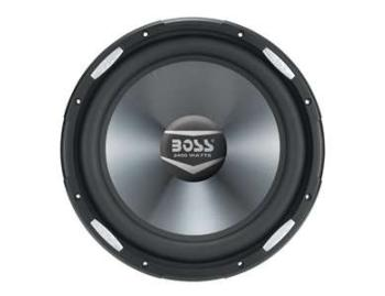 "Boss Audio AR12D 2400 Watts 12"" Dual 4-Ohm Voice Coil Subwoofer"