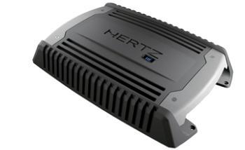Hertz HE4.1 800W 4 Channel Car Audio Stereo Amplifier