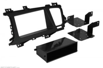 Scosche KA2411B Indash Installation Kit For Select Vehicles