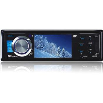 "XO Vision XO1930 3"" MP3 DVD JPEG CD Car Audio In Dash Headunit"