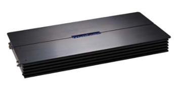 PowerBass XTA-5000D 5000W Monoblock Class D Car Audio Amplifier