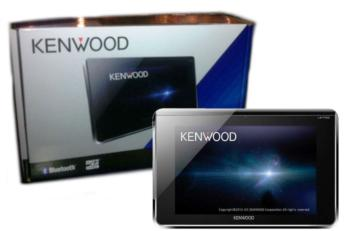 "Kenwood LZ-T700 7"" Touchscreen Console for DNN Multimedia Systems"
