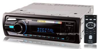 SONY CDX-GT660UP  CD MP3 USB IPOD CAR STEREO RECEIVER PLAYER