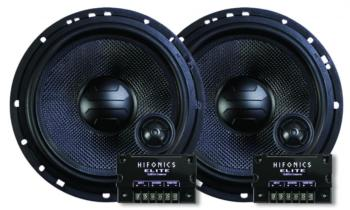 Hifonics BZE65C Elite Speakers 6.5""