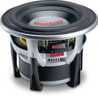boston acoustics g510 4 10 450 watts car audio subwoofer. Black Bedroom Furniture Sets. Home Design Ideas