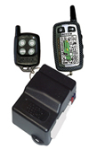 ASTRA 1000RS-2W-1 Remote Starter With Keyless Entry (1 LCD Remote & One 5-Button Remote)
