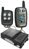 GALAXY 5000RS-2W-1-M Remote Starters With Full-Featured Alarm (One 2-Way LCD Remote & One 5-Button remote)