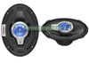 "Clarion SRG6920R 6""x9"" 2-Way 350W Car Speakers"