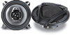 "Kenwood KFC-1062S 4"" 3-way Car Speakers"