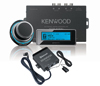 Kenwood KOS-A300BT/LC Bluetooth enabled with Kenwood KCA-BT200