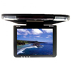 "XO Vision GX1238BR Swivable 12.1"" Flip Down Monitor with Built-in IR Transmitter (Black)"