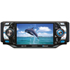 "Absolute DMR-489TB In-Dash 4.8"" Touchscreen TFT-LCD Monitor w/ DVD, CD, MP3, MP4 Player"